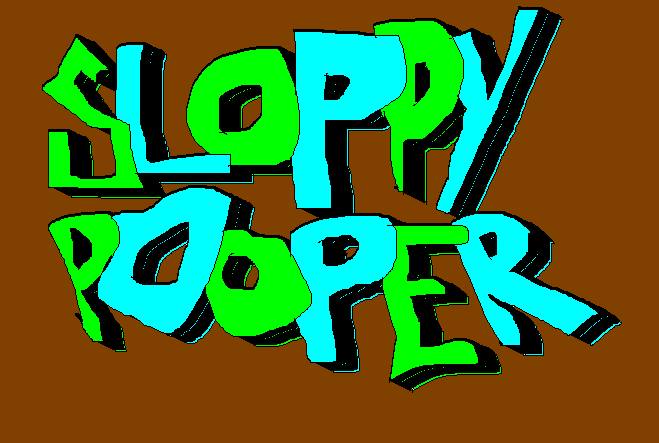 SLOPPy poopER