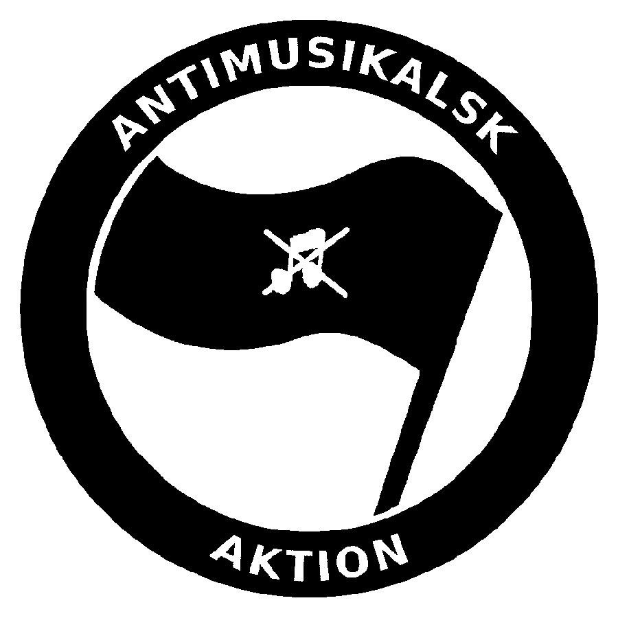 antimusikalsk aktion